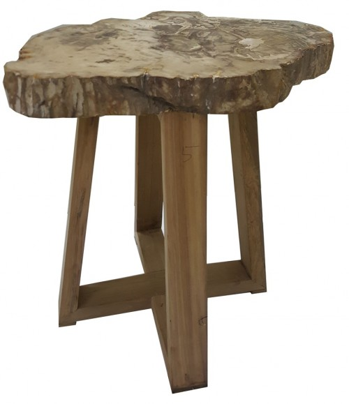 reclaimed wood furniture stool