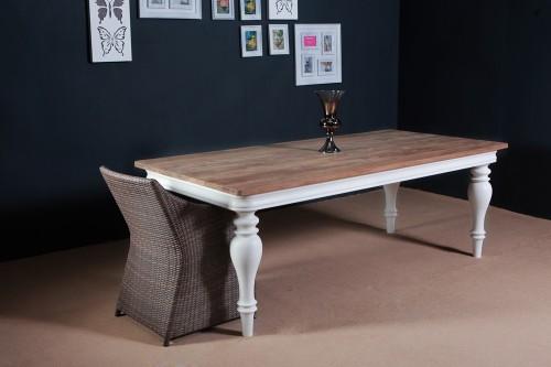 recycled teak furniture - teak table PFIT-01